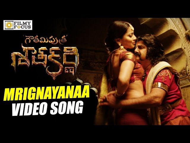 Mrignayanaa Video Song Promo | Gautamiputra Satakarni Movie Songs