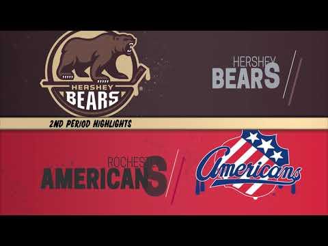 Americans vs. Bears | Nov. 3, 2018