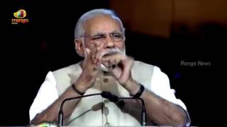 PM Modi Vows To Root Out Corruption Saved 36000 Cr Leakages  Modis Govt 2nd Anniversary
