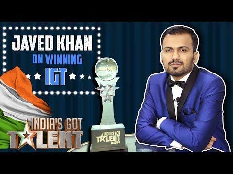 Javed Khan Talks About Winning India's Got Talen