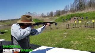 Enfield Shooting Men Traditional Category (one handed)