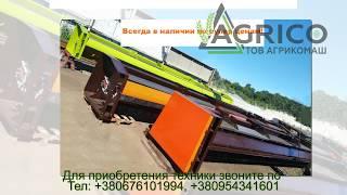 Жатка для подсолнечника на Acros (Акрос) от компании Агрикомаш ООО - видео