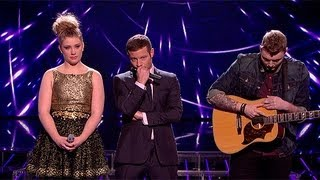 The Result - Live Week 7 - The X Factor UK 2012
