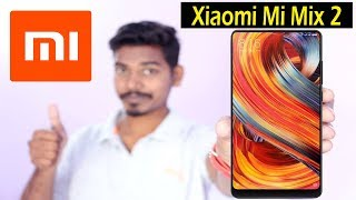 Mi Mix 2 Launch in India, Bezel Less Smartphone, Specification, Feature & Indian Price
