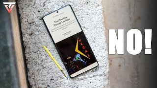Galaxy Note 10 - DON'T DO IT, Samsung