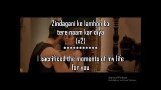 BADNAAMIYAN LYRICS WITH TRANSLATION   - YouTube