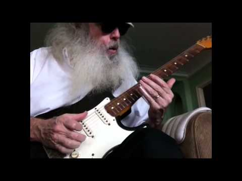 Slide Guitar Blues Lesson - Rollin and Tumblin in Open D Guitar Lesson