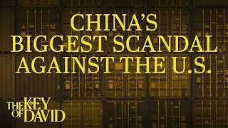 China's Biggest Scandal Against the U.S.