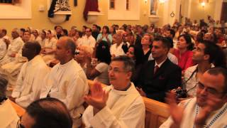 preview picture of video 'Rededicación de la Iglesia de Güira de Melena'
