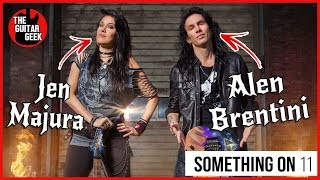 "Jen Majura & Alen Brentini - Something On 11 - ""Andrew's Hypothalamus"" At TGU18"