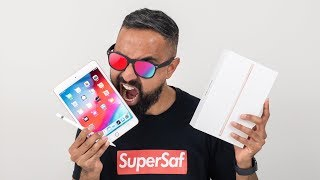 Apple iPad mini (2019) UNBOXING