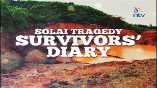 Solai victims relive near death experience in dam tragedy - #SolaiTragedySurvivors