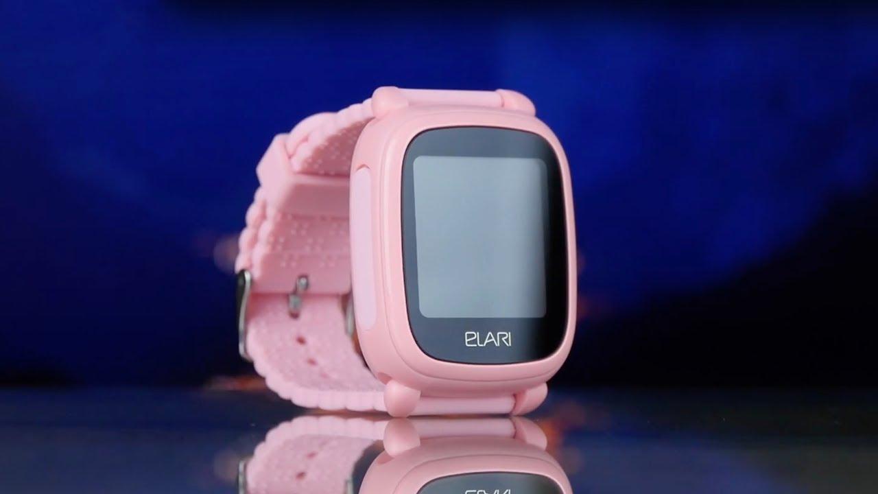 Детский телефон-часы с GPS трекером Elari KidPhone 2 (Pink) KP-2P. Купить  Детский телефон-часы с GPS трекером Elari KidPhone 2 (Pink) KP-2P по низкой  цене в ... 705e8e7ced9c8