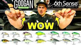 Did Googan Baits KNOCK OFF 6th Sense Baits??? (UNBELIEVABLE)