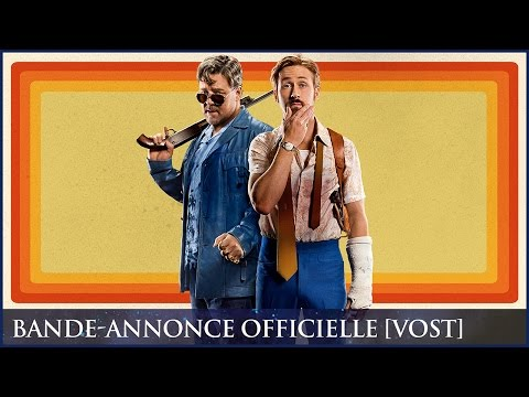 The Nice Guys  EuropaCorp Distribution / Silver Pictures / Misty Mountains / Waypoint Entertainment