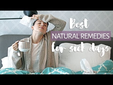 SICK DAY ROUTINE & GET BETTER HACKS!