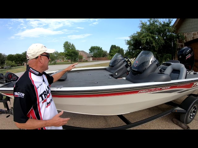 Barry Stokes Reviews Tracker Pro Team 195 40th Anniversary Edition Boat