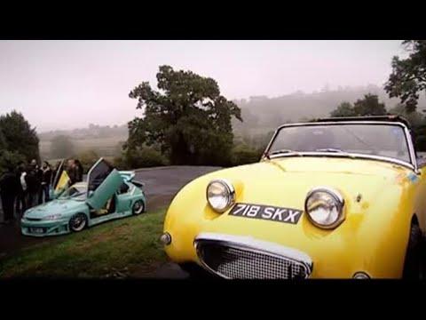 Hill climb challenge – Top Gear – BBC