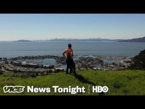 Mars One Candidates Aren't Giving Up On Going (HBO)