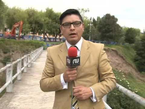 Quito: Deslizamiento de tierra en quebrada del barrio El Calzado atemoriza a moradores