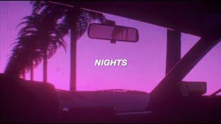 Nights (Lyric Video) - Frank Ocean