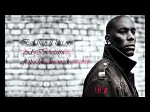 Download Tyrese - How You Gonna Act Like That With Lyrics HD Mp4 3GP Video and MP3