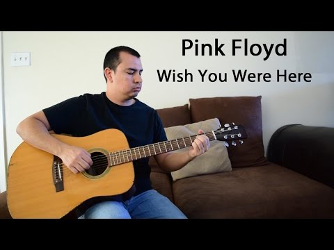 Pink Floyd-Wish you were here guitar tuning is Standard E. Great riff for beginners.