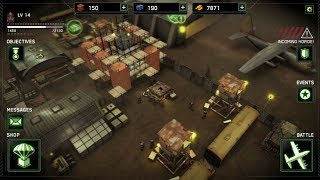 ZOMBIE GUNSHIP SURVIVAL Android / iOS Gameplay | Level 4 and Level 5