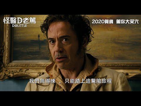 怪醫D老篤電影海報