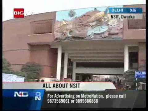 Netaji Subhas Institute of Technology video cover3