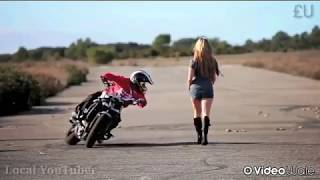 🔝🔝Kaise Jiyunga 🔝🔝 Bike Stunt  WhatsApp Status Video
