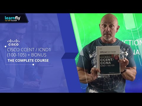 CISCO CCENT / ICND1 (100-105) + BONUS: THE COMPLETE ...
