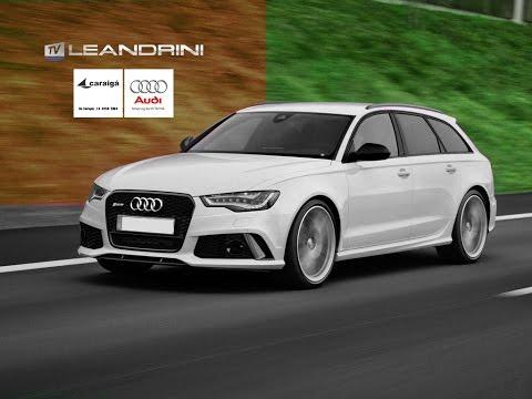 TV Leandrini   Audi Caraíga   Lançamentos e novidades