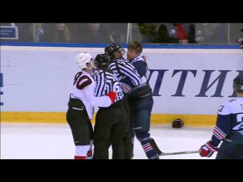 Oskar Osala vs. Konstantin Klimontov