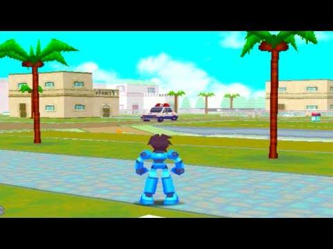 megaman playstation 2