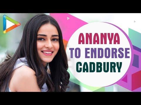 WOW: Ananya Panday to Endorse Cadbury | SOTY 2 | Pati, Patni Aur Woh | Kartik Aaryan