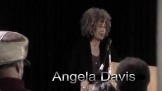 Angela Davis Speaking on President Obama