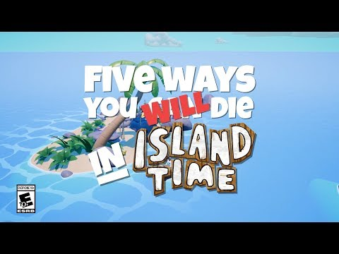 Five Ways You Will Die In In Island Time VR thumbnail