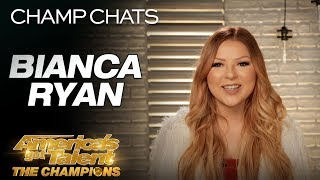 Bianca Ryan Chats Candidly About Relearning Her Voice - America