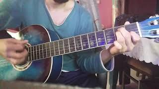 Fatma Turgut - Bir Varmış Bir Yokmuş Gitar Cover(Orjinal Ton Akor ve Solo)