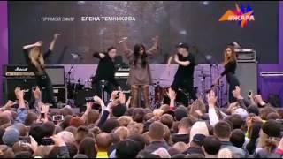 Елена Темникова - День города, Москва - 11.09.16 (Манежная площадь)