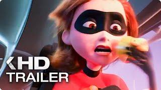 "INCREDIBLES 2 ""Suit Up"" TV Spot & Trailer (2018)"