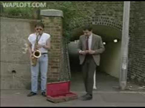 Mr  Bean   Street Performance