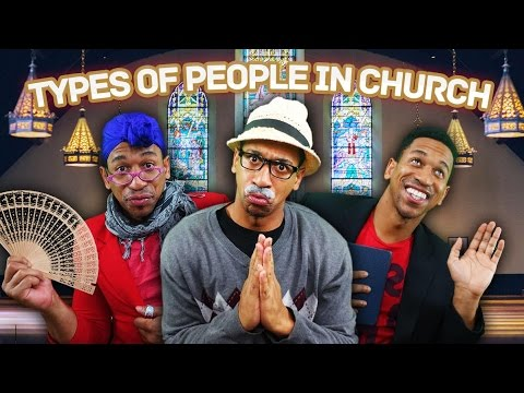 Types of People in Church