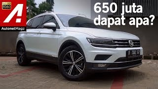 VW Tiguan 2018 Review & Test Drive by AutonetMagz