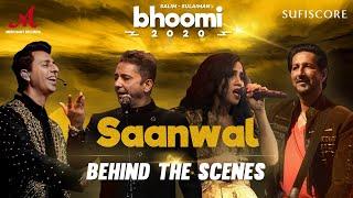 Saanwal (Behind The Scenes) - Bhoomi 2020   - YouTube