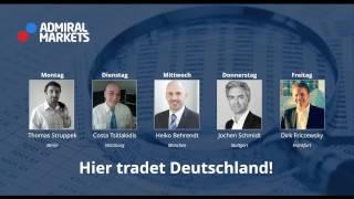 EUR/GBP Forex & CFDs täglich: Punkt 10 - jeden Tag ein Trade. DAX, EURGBP, Dow - 23.12.2016