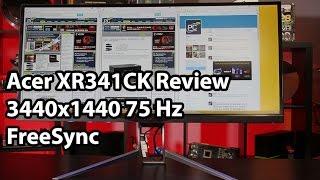 Acer XR341CKBMIJPPHZ (UM.CX1EE.001) Monitor