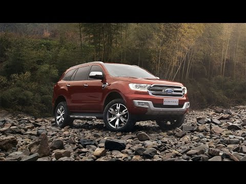 2015 Ford Endeavour :: WalkAround video review