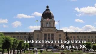 Vlog 7: Fargo, Winnipeg, and Regina